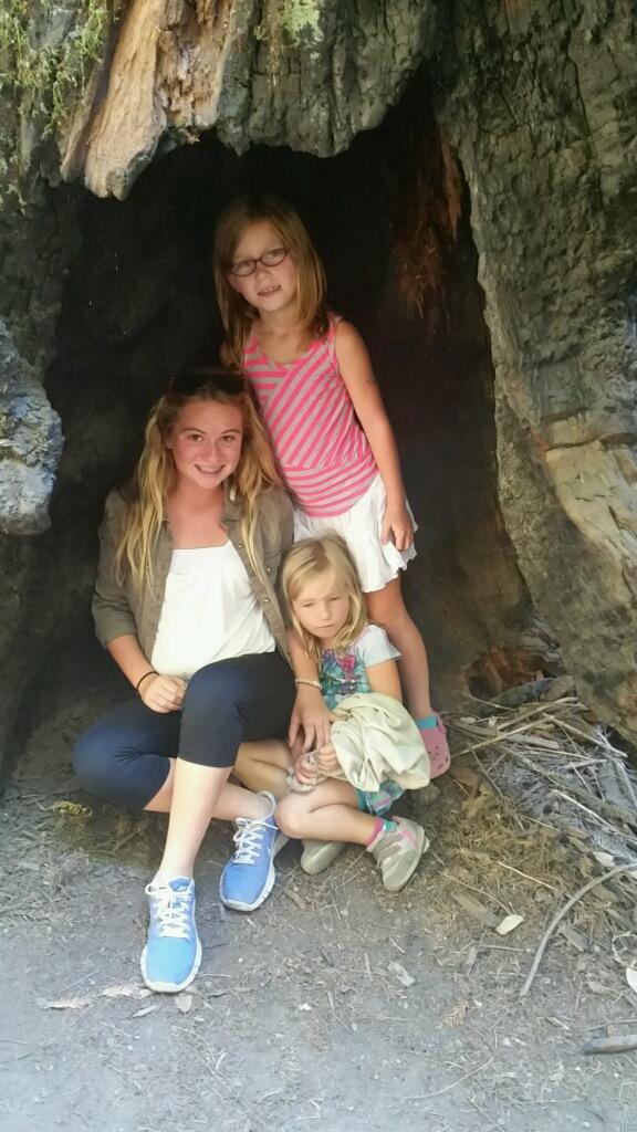 Kaily, Kailyn, & Ellie